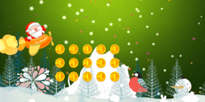 Hra - Fly Santa Christmas
