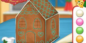 Hra - Ellie Gingerbread House Decoration