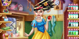 Hra - Snow White Real Haircuts