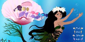 Hra - Mermaid Maker Dress Up