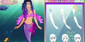 Hra - Fashion Studio Mermaid