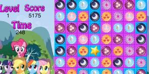 Hra - My Little Pony Cutie Match