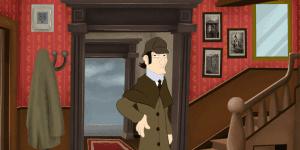 Hra - Sherlock Holmes 2