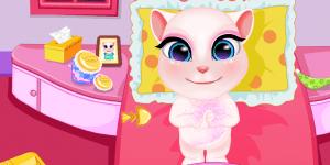 Hra - Baby Angela Bedtime