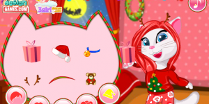 Hra - Angela Christmas Pyjama Party