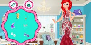 Hra - Ariel Mermaid Dress Design