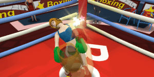 Hra - Rio 2016: Boxing