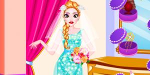 Hra - Princess Garden Wedding