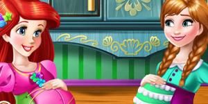 Hra - Royal Pregnant BFFs