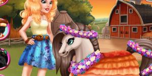 Audrey Pony Daycare