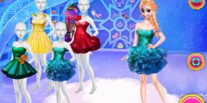 Hra - Elsa's New Dressing Room