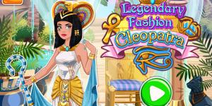 Legendary Fashion: Cleopatra