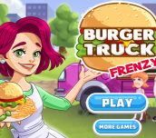 Hra - Burger Truck Frenzy USA