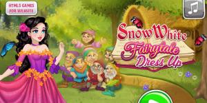 Snow White Fairytale Dress Up