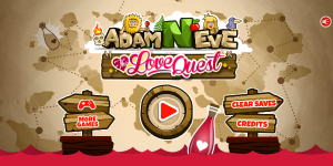 Hra - Adam And Eve: Love Quset