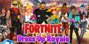 Fortnite Dress Up Royale