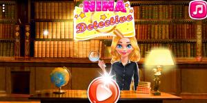 Hra - Nina - Detective