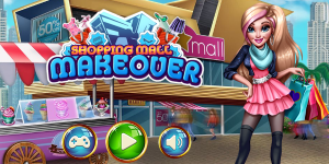 Hra - Shopping Mall Makeover