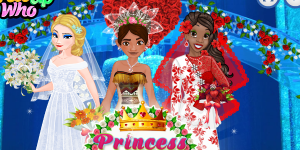 Hra - Princess Royal Wedding
