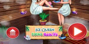 Hra - Ice Queen Sauna Relief