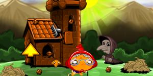 Hra - Monkey Go Happy Stage 180