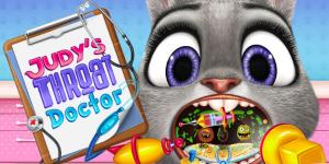 Hra - Judy's Throat Doctor