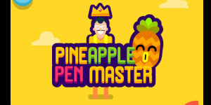 Hra - Pineapple Pen Mater