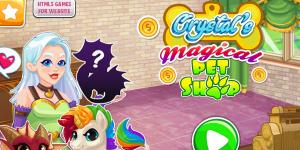 Hra - Crystal's Magical Pet Shop