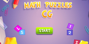 Hra - Math Puzzle CG