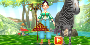 Hra - 3D Anime Fantasy