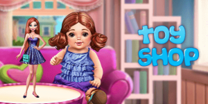 Hra - Toy Shop HTML5