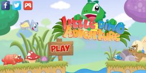 Hra - Little Dino Adventure