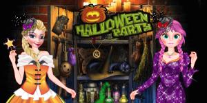 Hra - Princess Halloween Dress