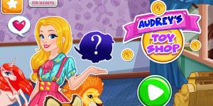Hra - Audrey's Toy Shop