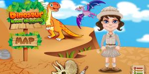 Hra - Dinosaur Bone Digging