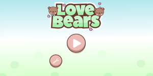 Hra - Love Bears