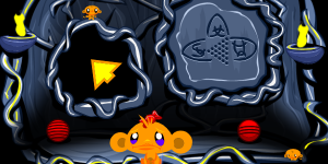 Monkey Go Happy Stage 244