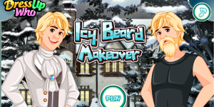 Hra - Icy Beard Makeover