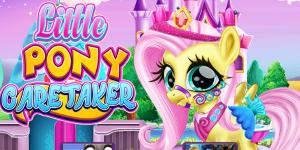 Little Pony Caretaker