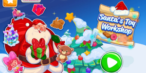 Hra - Santa's Toy Workshop