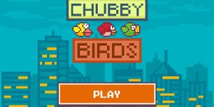 Hra - Chubby Birds