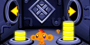 Monkey Go Happy Stage 251