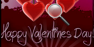 Hra - Valentines Hidden Harts