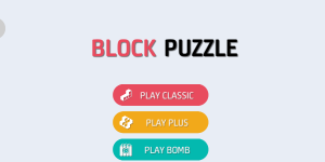 Hra - Block Puzzle Plus