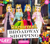 Hra - Princess Broadway Shopping