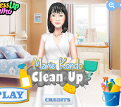 Hra - Marie Kondo Clean Up