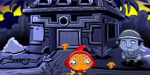 Hra - Monkey Go Happy Stage 279