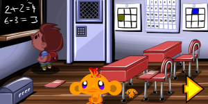 Hra - Monkey Go Happy Stage 280