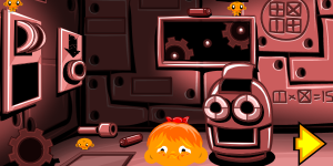 Hra - Monkey Go Happy Stage 285