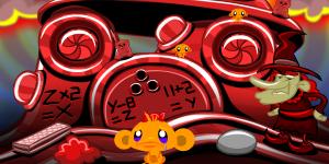 Hra - Monkey Go Happy Stage 288
